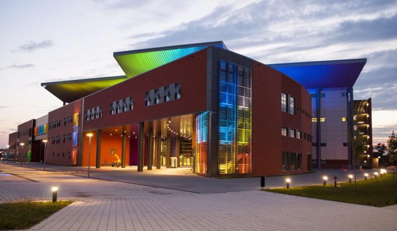 Arena Szczecin Musical Metro