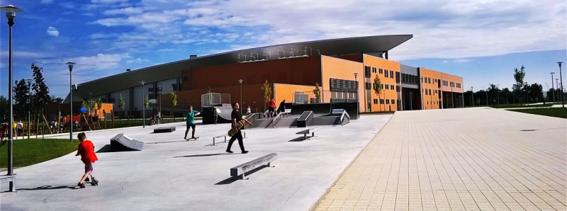 Hala Arena Szczecin