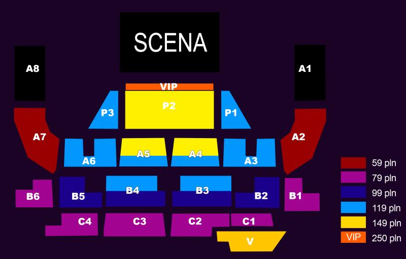 bilety musical Metro Szczecin