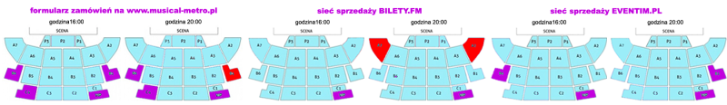 bilety Metro Szczecin