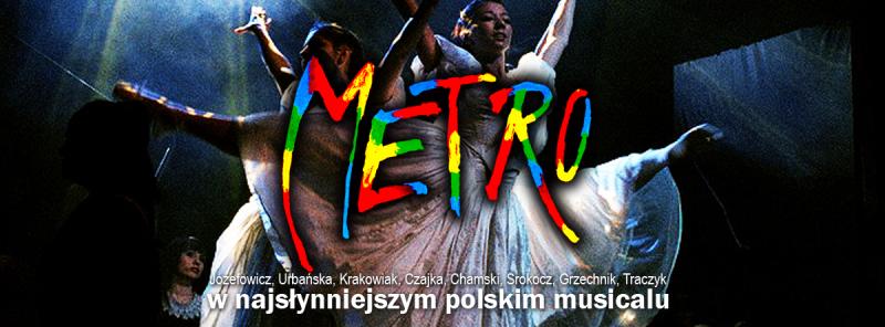 Musical Metro Wrocław Szczecin