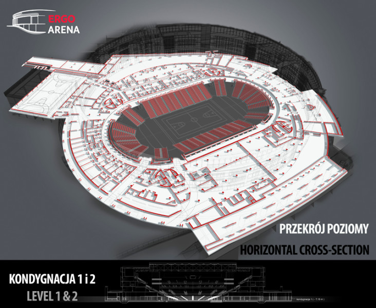 Musical Metro Ergo Arena Gdańsk Sopot