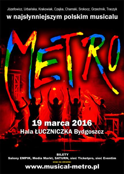 Musical Metro Bydgoszcz