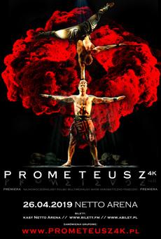 Prometeusz 4K widowisko multimedialne