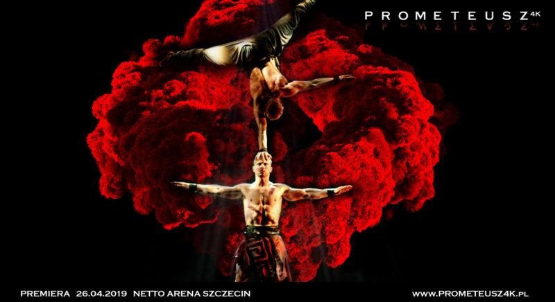 Prometeusz 4K spektakl